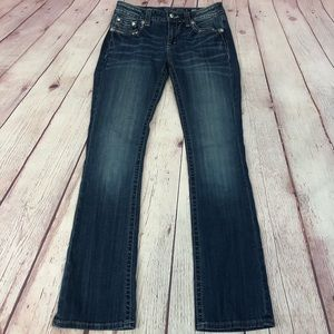 Miss me bootcut jeans
